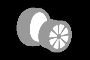 タイヤ&アルミホイール
