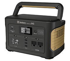 Jackery Tuned by JVC
